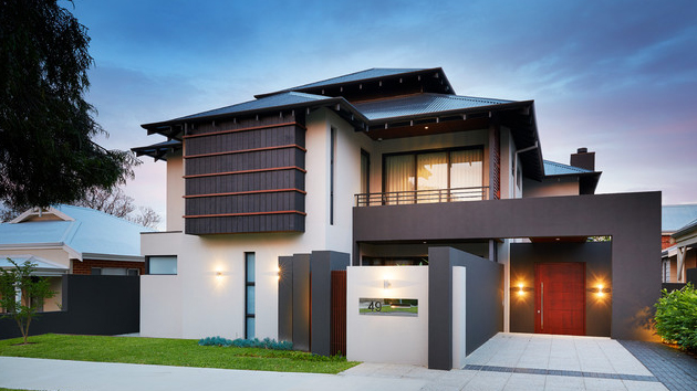 20 asian home designs with a touch of nature home design for Asian architecture house design