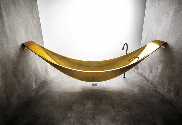 Hammock Bathtub Splinter Works