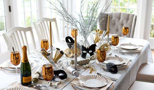 Consider the occasion & 10 Tips for a Beautiful and Inviting Dining Table Set-up | Home ...
