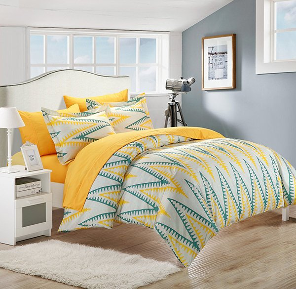 Yellow Duvet Sets