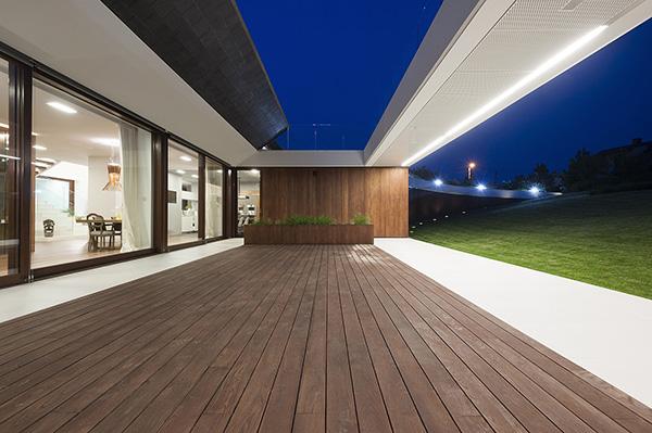 Deck Holz