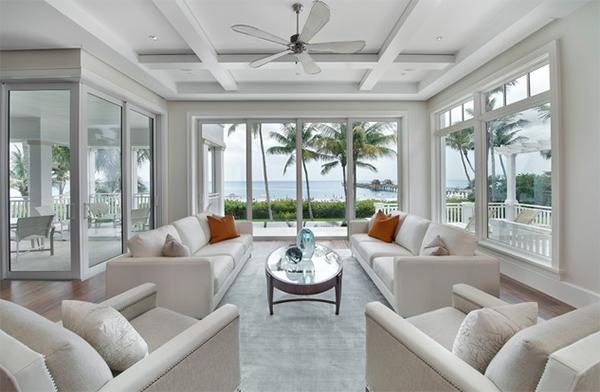 beach themed porch designs