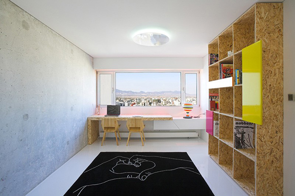 Split Level Apartment