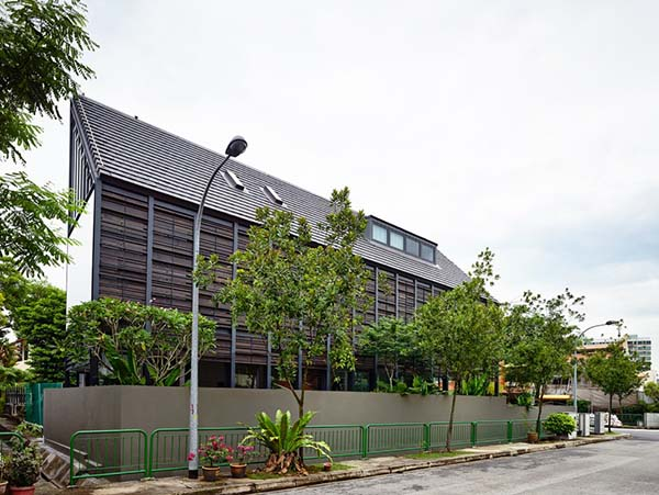 Faber Terrace House