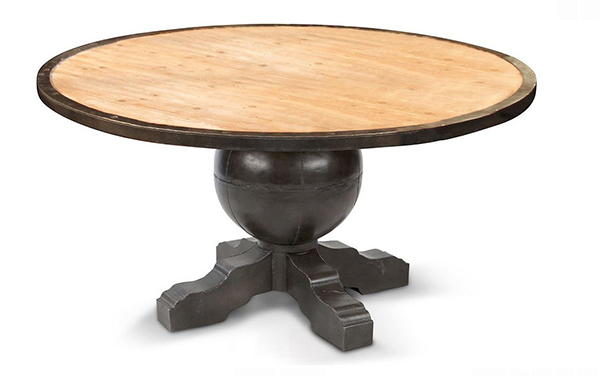 Metal Round Tables