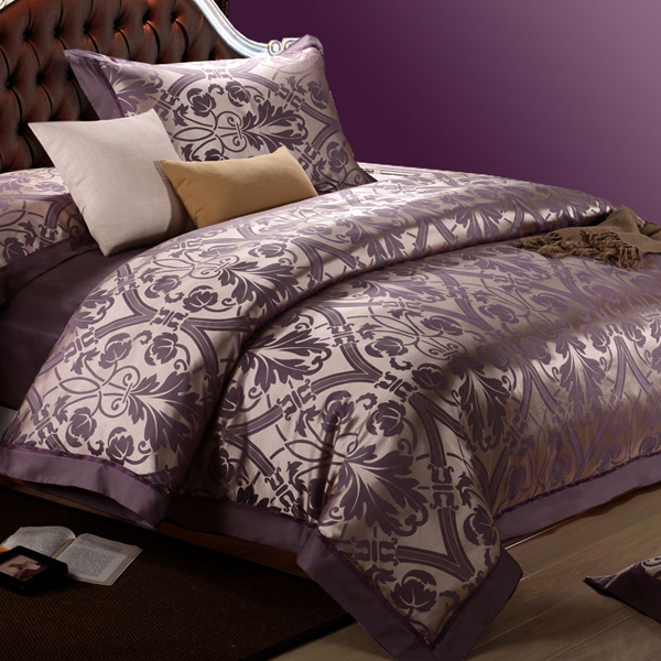 gold and purple bedroom 20 royal and sophisticated violet bed linens home design 15431