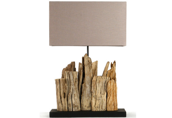 20 Wooden Table Lamps For Home Decors Choices Home Design Lover