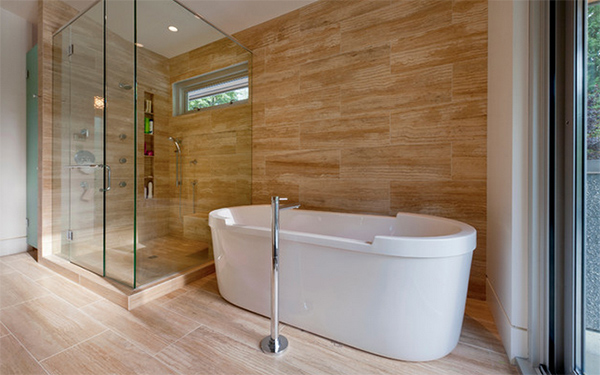 Interiors Tiled Bath