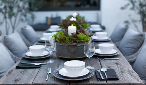 Choose your China & 10 Tips for a Beautiful and Inviting Dining Table Set-up | Home ...