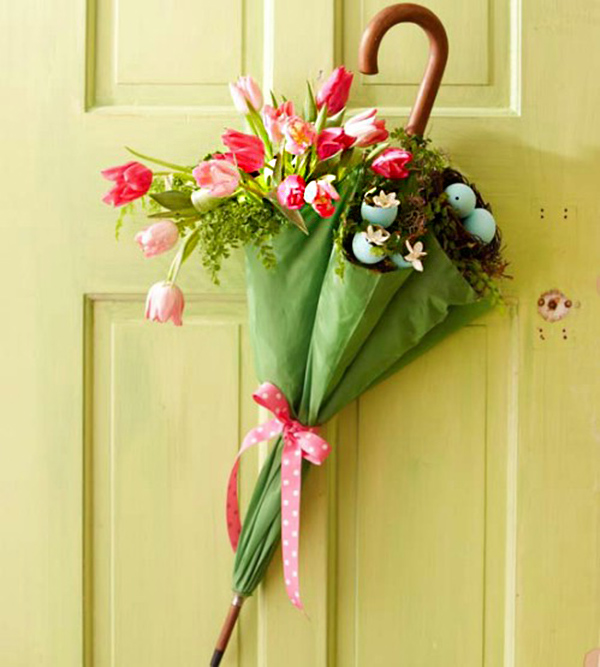 Lovely Door Decoration