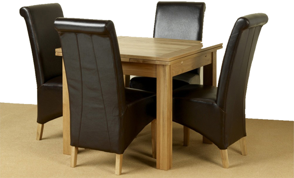solid wood dining room table and chairs oak 10 square tables furniture sale ebay