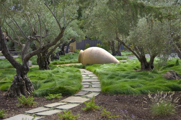 grass landscape ideas
