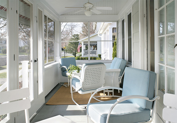 20 Relaxing Beach Themed Porch Designs Home Design Lover