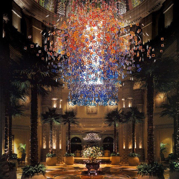 technology Chandeliers