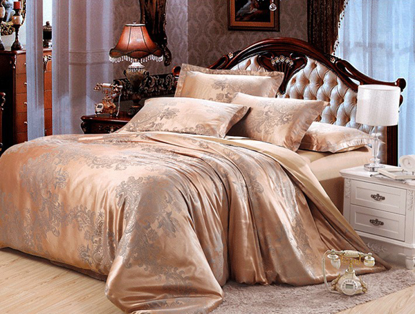 20 Fancy Golden Colored Bed Linens Home Design Lover