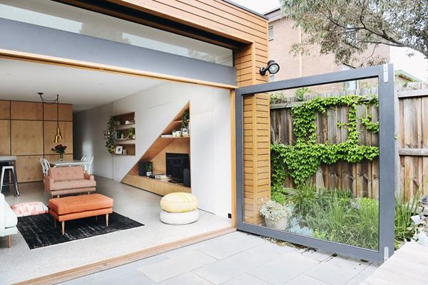 Holden Street Residence