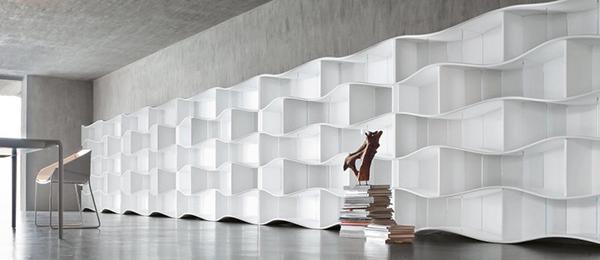 Minimalist Bookcase