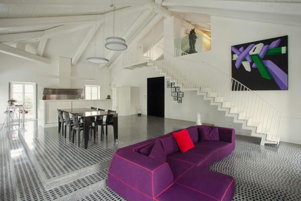 Italy interiors