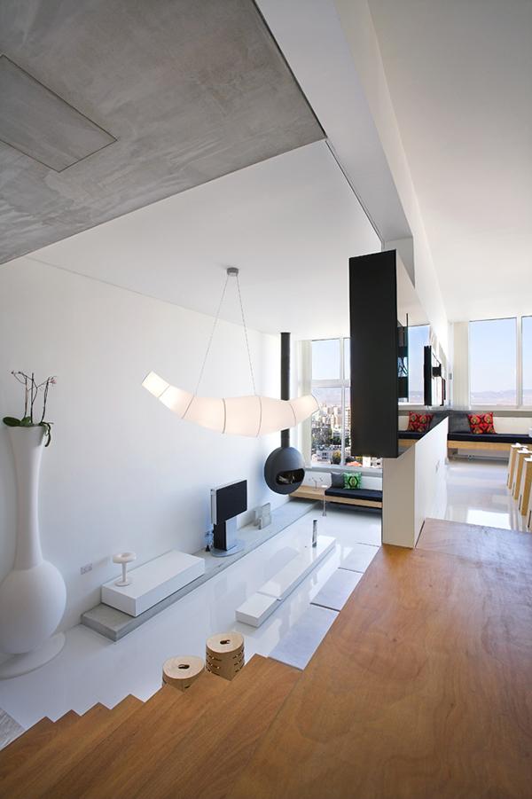 Bright Contemporary Interiors