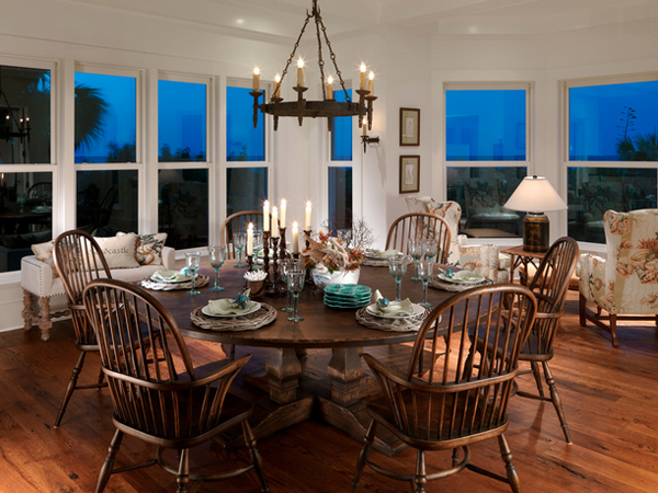 Circular Dining Tables