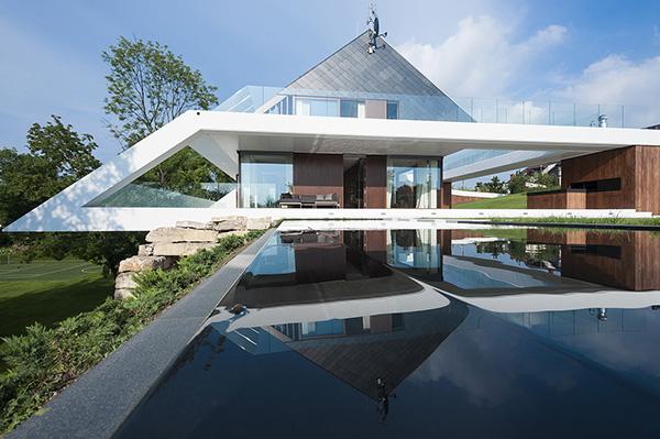 Pyramide Hausdesign