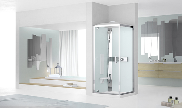 Shower area design