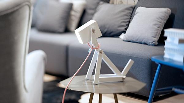 looped Lamp