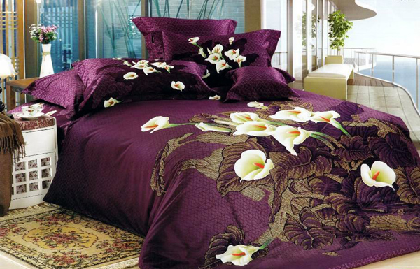 Email; Save Photo. Flower Floral. Another Floral Design For Your Bed Sheets  ...