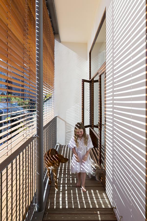 terrace blinders
