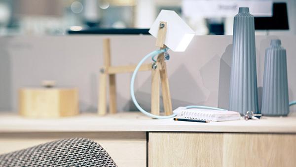 Puppy Lamp design
