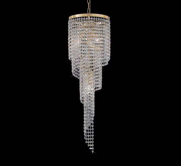 Superbe Swarovski Crystal Chandelier