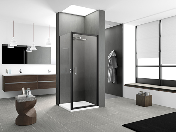 cube shower area