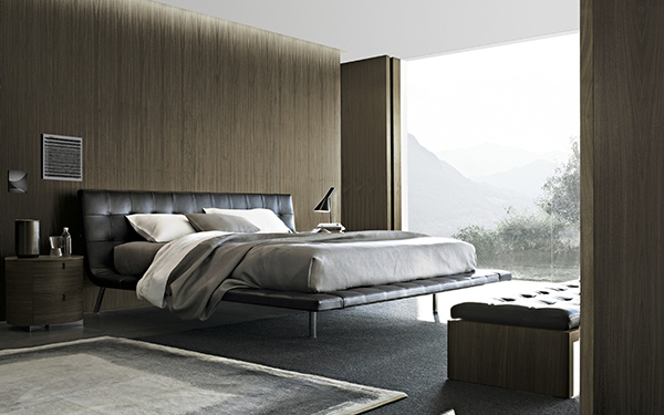 slim bed design