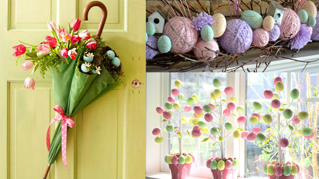 Charmant 20 Amusing And Delightful DIY Easter Home Decorations To Make | Home Design  Lover