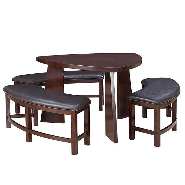 Good Triangular Dining Tables Nice Design