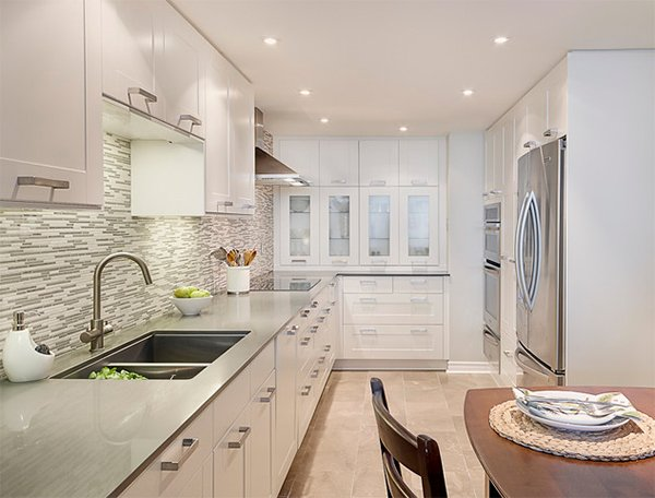 modern condo kitchen design