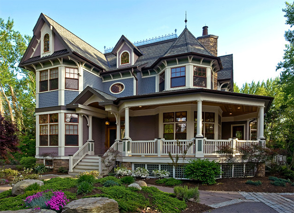 20 home designs reflecting victorian architecture home for Catalogo portico country