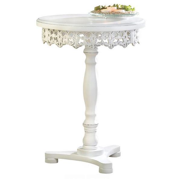 Flourish Pedestal Tables