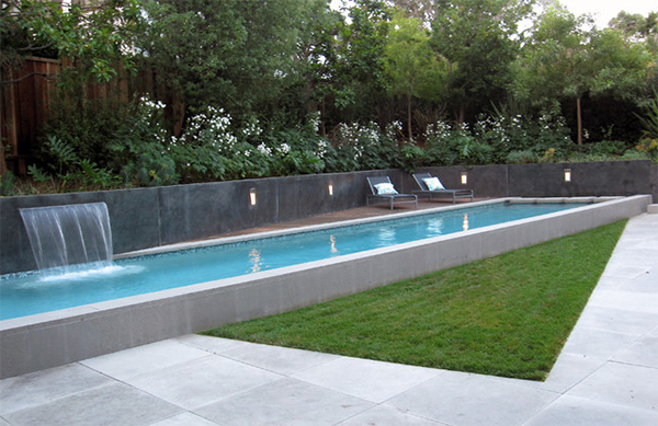 concrete swimming pools
