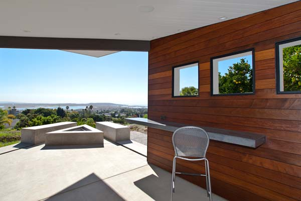 Penthouse-Ansicht