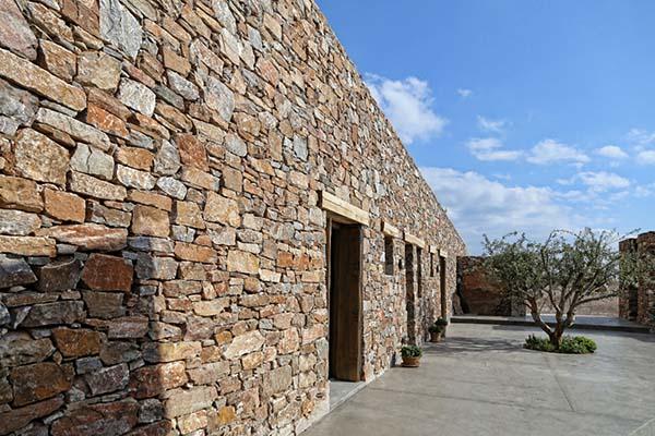 stone wall bricks