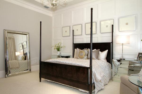 large mirror design