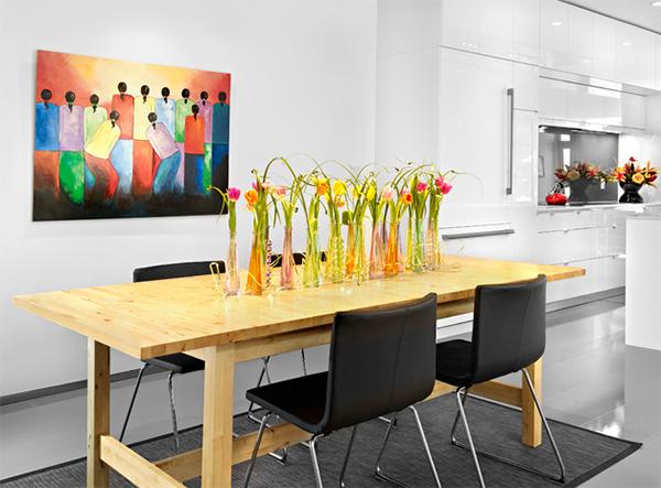 LG House - Dining