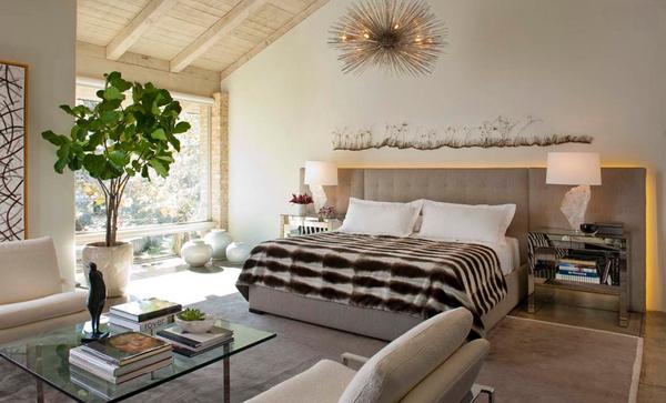 bronze master bedroom
