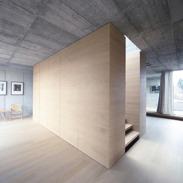 spacious wood materials