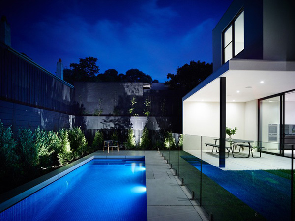 Robinson Concept Home Beautiful Pool