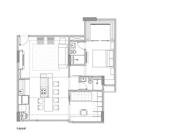 Trama Apartment