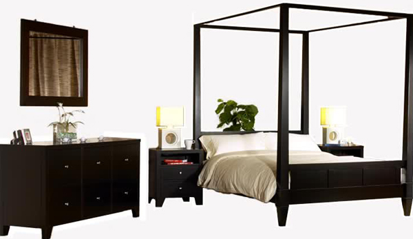 canopy bedroom design