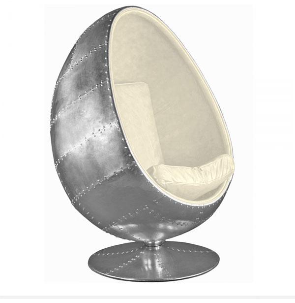 egg-pod chairs
