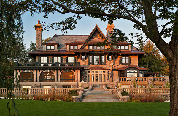 20 home designs reflecting victorian architecture home for Upstate new york houses